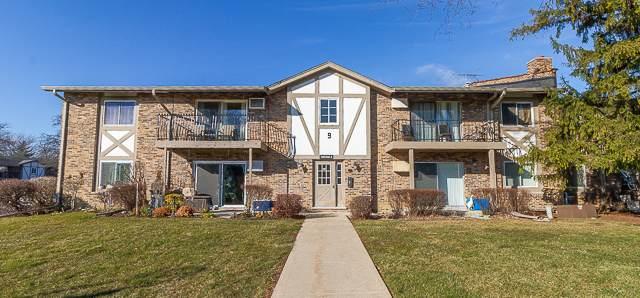 16W540 Lake Drive 9-201, Willowbrook, IL 60527 (MLS #10954655) :: Janet Jurich