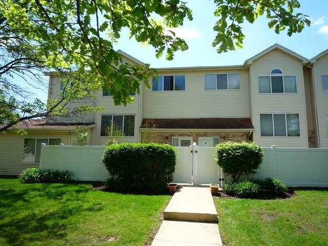 452 Park Ridge Lane 1-E, Aurora, IL 60504 (MLS #10955498) :: John Lyons Real Estate