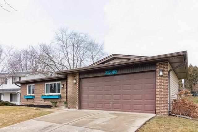 2540 Yellow Star Street, Woodridge, IL 60517 (MLS #10955646) :: Helen Oliveri Real Estate