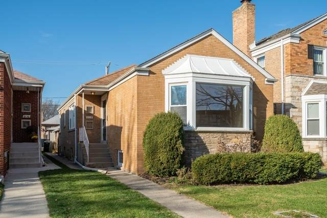 6118 N Christiana Avenue, Chicago, IL 60659 (MLS #10955790) :: Suburban Life Realty