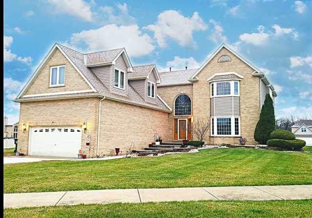 3813 Streamwood Drive, Hazel Crest, IL 60429 (MLS #10956445) :: Schoon Family Group