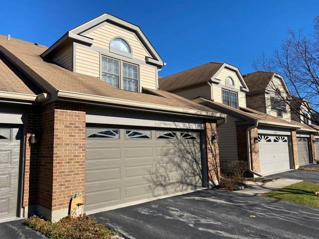 3141 N Daniels Court #3141, Arlington Heights, IL 60004 (MLS #10956446) :: The Wexler Group at Keller Williams Preferred Realty