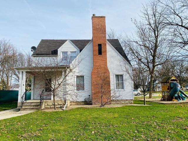 108 S Peck Street, Gardner, IL 60424 (MLS #10956539) :: Janet Jurich
