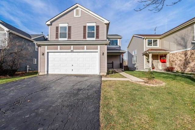 475 Attenborough Way, Grayslake, IL 60030 (MLS #10957118) :: Schoon Family Group