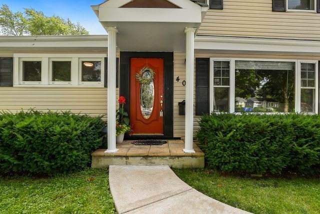 407 S Morgan Avenue, Wheaton, IL 60187 (MLS #10957669) :: The Wexler Group at Keller Williams Preferred Realty