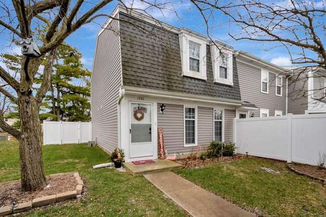 1241 Downing Street, Roselle, IL 60172 (MLS #10957816) :: The Wexler Group at Keller Williams Preferred Realty