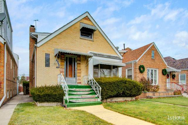 6944 W Wellington Avenue, Chicago, IL 60634 (MLS #10958218) :: Jacqui Miller Homes