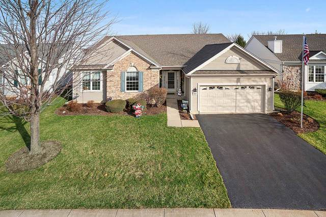 214 Honors Drive, Shorewood, IL 60404 (MLS #10958696) :: Jacqui Miller Homes