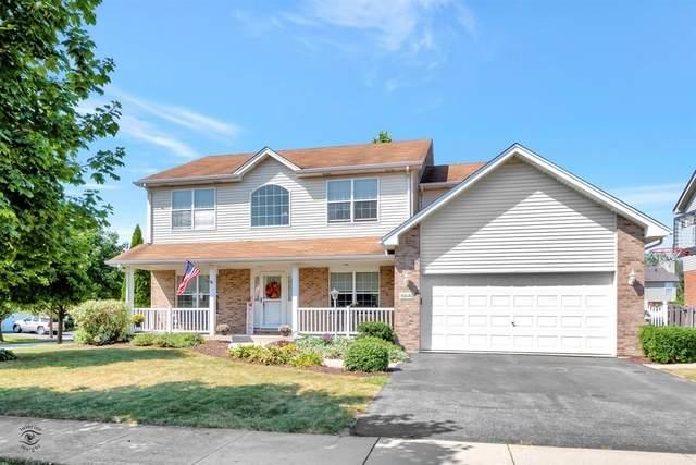 16646 S Pinecreek Drive, Lockport, IL 60441 (MLS #10959127) :: The Dena Furlow Team - Keller Williams Realty