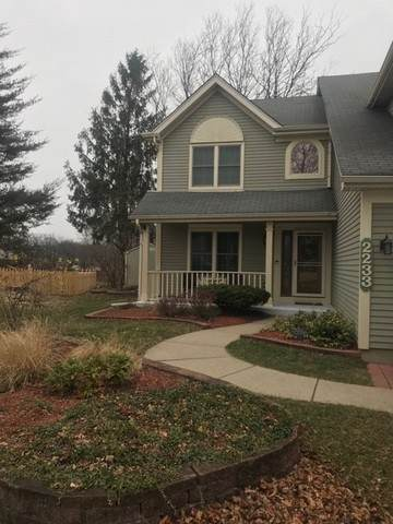 2233 Honeywood Court, Plainfield, IL 60586 (MLS #10959162) :: Suburban Life Realty