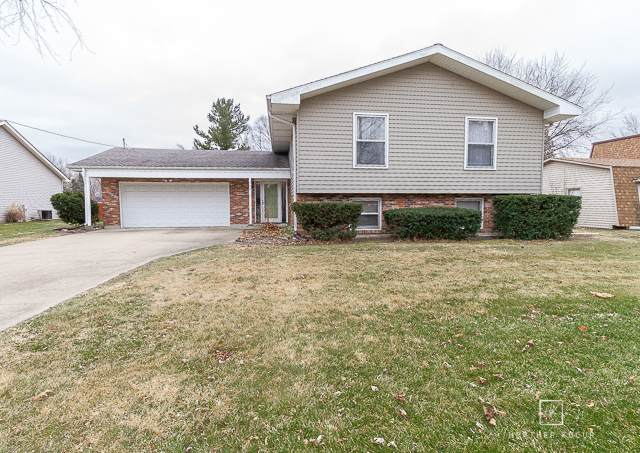 724 Cynthia Drive, Lake Holiday, IL 60548 (MLS #10959768) :: Janet Jurich