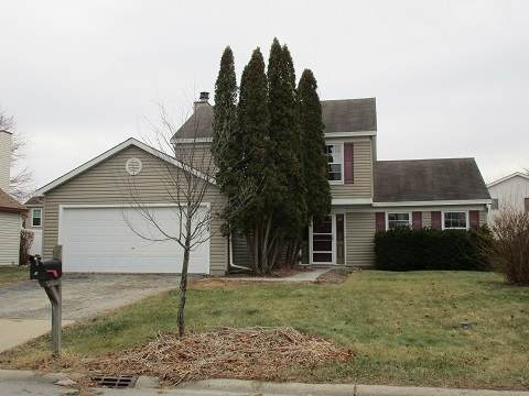 1038 Bothwell Circle, Bolingbrook, IL 60440 (MLS #10959946) :: The Spaniak Team