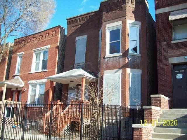 6349 S Marshfield Avenue, Chicago, IL 60636 (MLS #10960365) :: Jacqui Miller Homes