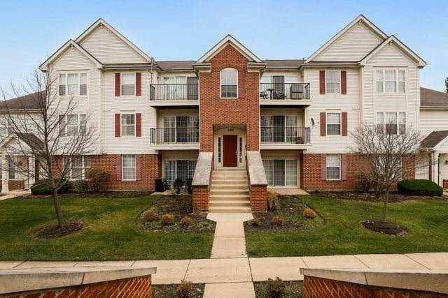 690 Mill Circle #204, Wheeling, IL 60090 (MLS #10960462) :: The Wexler Group at Keller Williams Preferred Realty