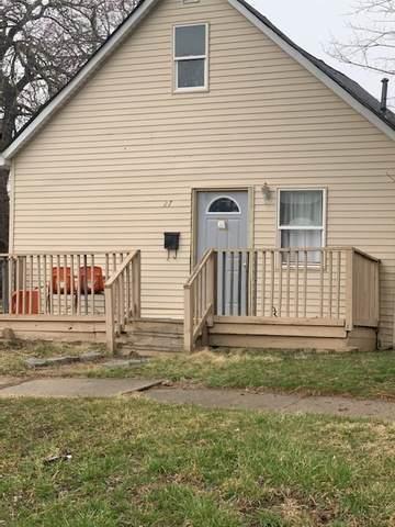 27 E 35th Street, Steger, IL 60475 (MLS #10961120) :: Janet Jurich