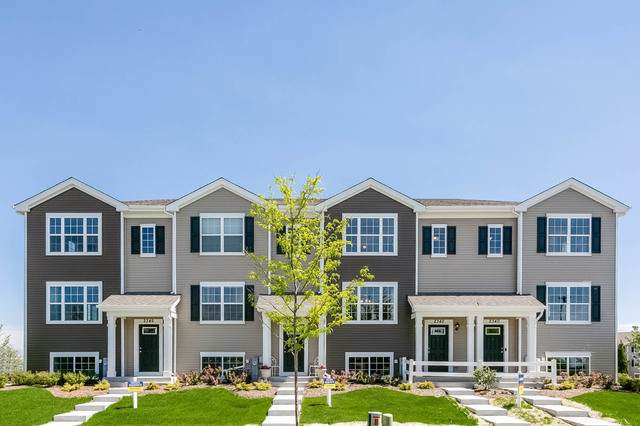 2450 Bella Drive #2606, Pingree Grove, IL 60140 (MLS #10961774) :: Jacqui Miller Homes