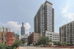 210 S Desplaines Street #1509, Chicago, IL 60661 (MLS #10961863) :: The Wexler Group at Keller Williams Preferred Realty