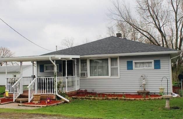 206 W Hinshaw Street, BELLFLOWER, IL 62174 (MLS #10961961) :: Lewke Partners