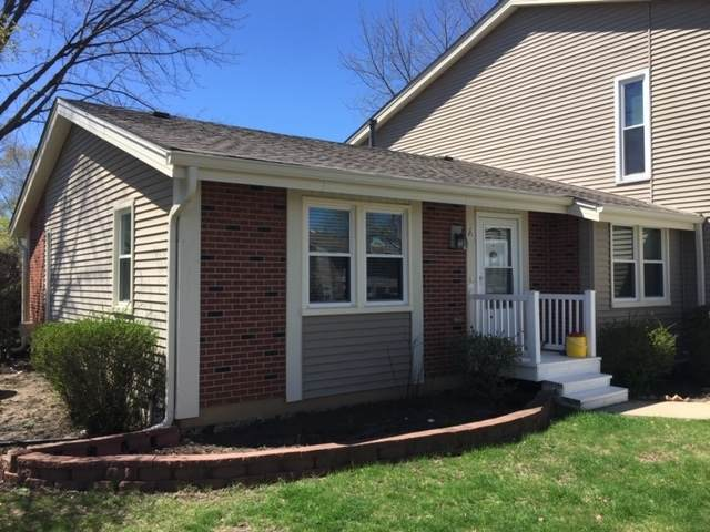 310 Milton Court A, Bloomingdale, IL 60108 (MLS #10961962) :: The Wexler Group at Keller Williams Preferred Realty