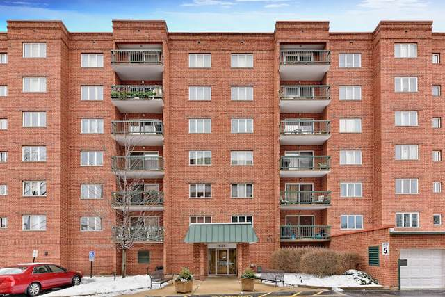 545 S River Road #206, Des Plaines, IL 60016 (MLS #10962366) :: The Wexler Group at Keller Williams Preferred Realty