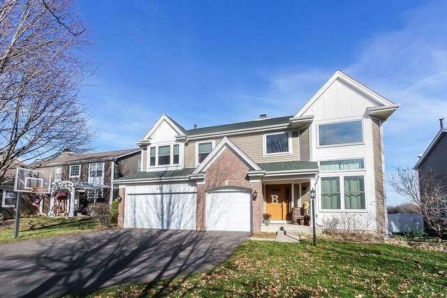940 Concord Circle, Mundelein, IL 60060 (MLS #10962427) :: Jacqui Miller Homes