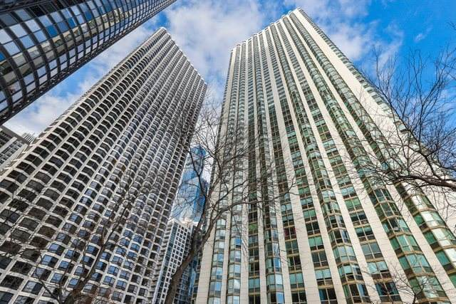 195 N Harbor Drive #4808, Chicago, IL 60601 (MLS #10962483) :: The Wexler Group at Keller Williams Preferred Realty