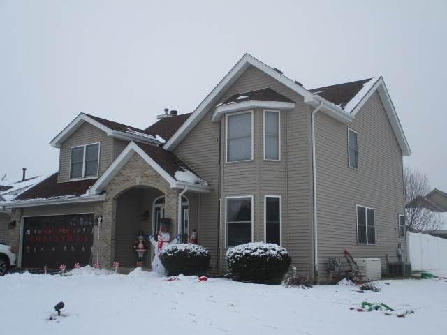 290 Hunters Drive, Beecher, IL 60401 (MLS #10963112) :: The Spaniak Team