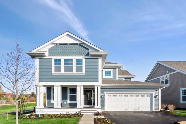 828 Timbers Edge Lane, Northbrook, IL 60062 (MLS #10963383) :: Jacqui Miller Homes