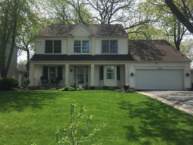 1195 Williamsburg Circle, Grayslake, IL 60030 (MLS #10963394) :: John Lyons Real Estate