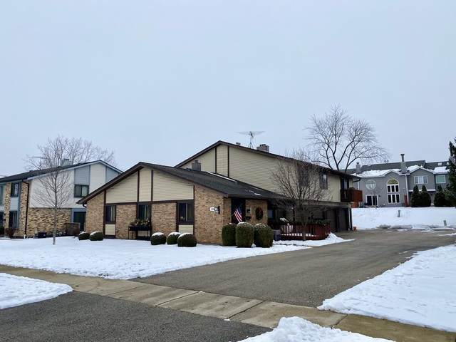 8309 Portsmouth Drive D, Darien, IL 60561 (MLS #10963837) :: The Wexler Group at Keller Williams Preferred Realty