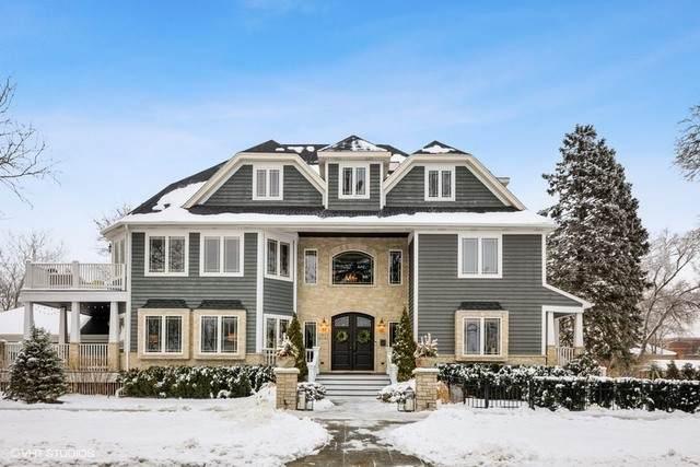 207 N Ellis Avenue, Wheaton, IL 60187 (MLS #10964157) :: Jacqui Miller Homes