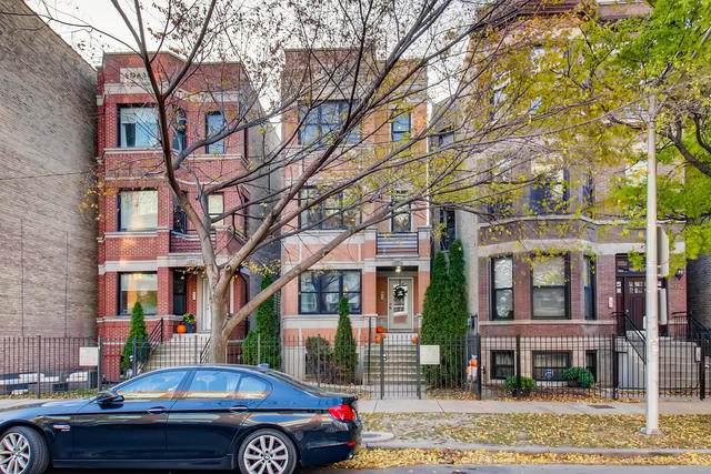 1310 N Claremont Avenue #2, Chicago, IL 60622 (MLS #10964180) :: RE/MAX IMPACT