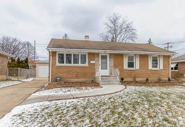 1408 Harding Avenue, Berkeley, IL 60163 (MLS #10964341) :: The Spaniak Team
