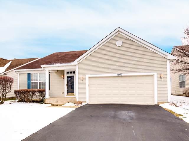1462 W Flint Lane, Romeoville, IL 60446 (MLS #10964719) :: John Lyons Real Estate