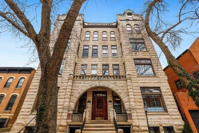 551 W Belden Avenue 2RW, Chicago, IL 60614 (MLS #10964748) :: The Wexler Group at Keller Williams Preferred Realty
