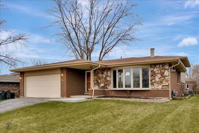 15521 Ridgeland Avenue, Oak Forest, IL 60452 (MLS #10965015) :: Janet Jurich