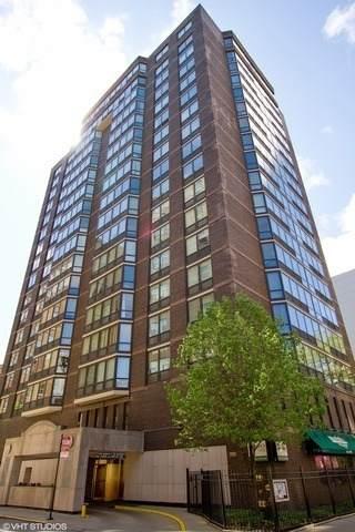 21 W Goethe Street 11D, Chicago, IL 60610 (MLS #10965093) :: Helen Oliveri Real Estate