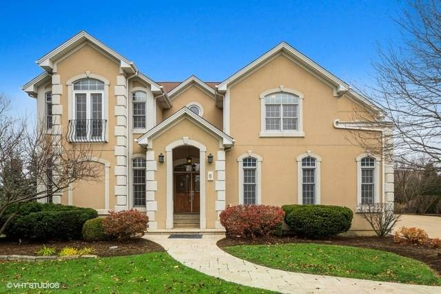 8 Bridget Court, Burr Ridge, IL 60527 (MLS #10966062) :: The Perotti Group