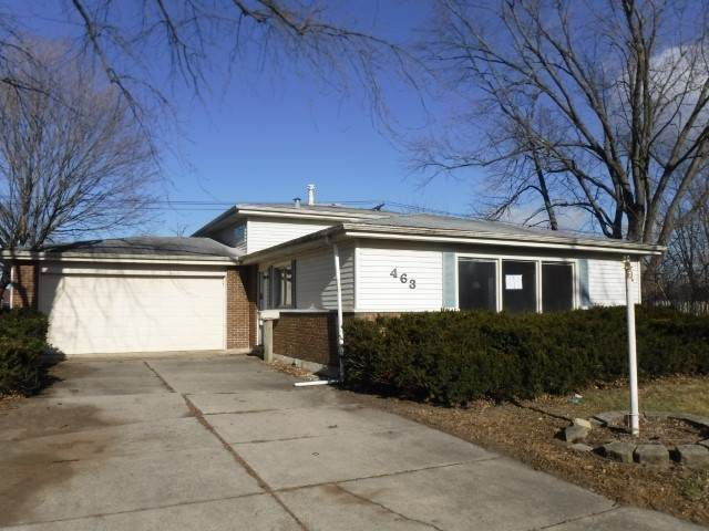 463 Springfield Street, Park Forest, IL 60466 (MLS #10966117) :: Schoon Family Group