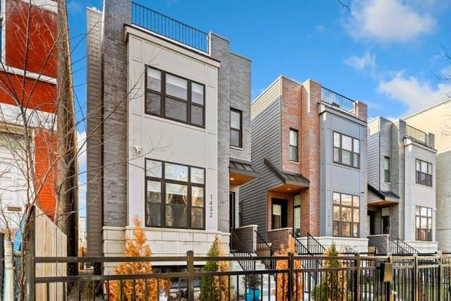 1432 N Washtenaw Avenue, Chicago, IL 60622 (MLS #10966315) :: Schoon Family Group