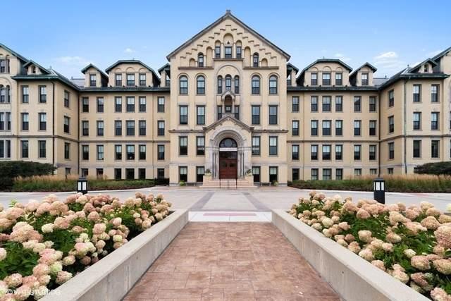 1041 Ridge Road #508, Wilmette, IL 60091 (MLS #10966396) :: Helen Oliveri Real Estate