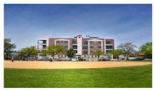 622 N Rockwell Street #101, Chicago, IL 60612 (MLS #10966546) :: The Perotti Group