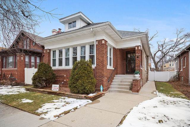 9821 S Seeley Avenue, Chicago, IL 60638 (MLS #10966845) :: Suburban Life Realty