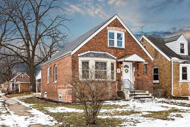 210 Hillcrest Avenue, Chicago Heights, IL 60411 (MLS #10967172) :: The Wexler Group at Keller Williams Preferred Realty