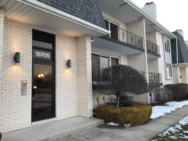 15705 Lake Hills Court 2N, Orland Park, IL 60462 (MLS #10967284) :: Jacqui Miller Homes