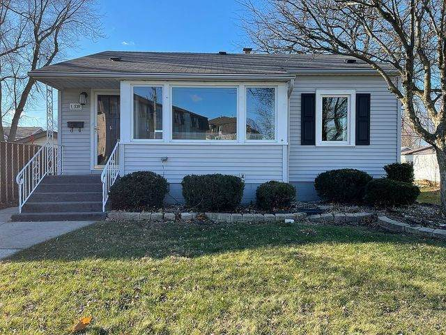 18538 Wentworth Avenue, Lansing, IL 60438 (MLS #10967347) :: Jacqui Miller Homes