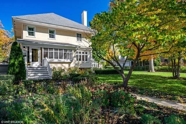 323 Cumnor Road, Kenilworth, IL 60043 (MLS #10967731) :: Helen Oliveri Real Estate