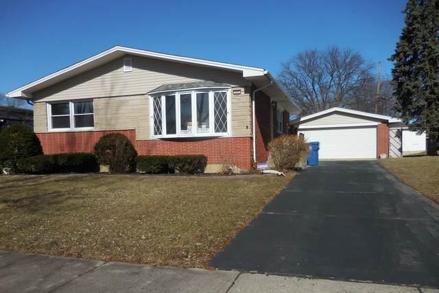 243 W Elmwood Drive, Chicago Heights, IL 60411 (MLS #10967912) :: Janet Jurich