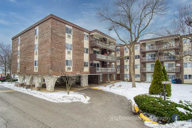 1331 S Finley Road #307, Lombard, IL 60148 (MLS #10968176) :: Jacqui Miller Homes