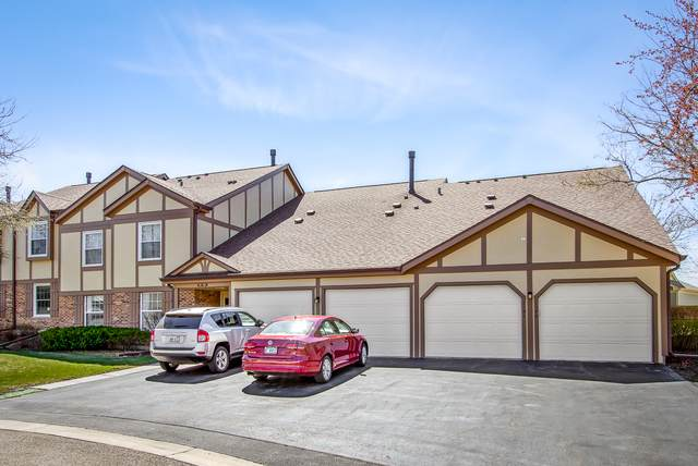 1141 Auburn Lane #1141, Buffalo Grove, IL 60089 (MLS #10968421) :: Jacqui Miller Homes